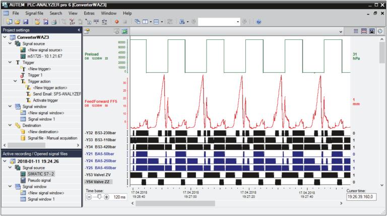 PLC-ANALYZER pro 6 - Machine documentation